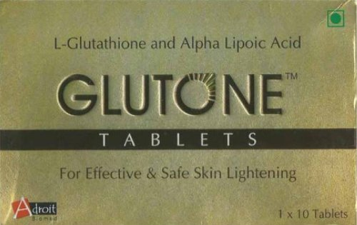 Glutone Tablets Detail in Hindi