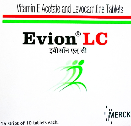 Evion LC Tablet – Uses, Composition, Price, Substitutes in Hindi