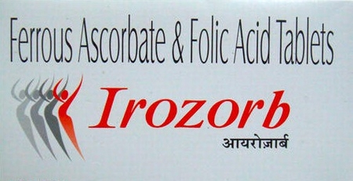 Irozorb Tablet Uses, Price, Side-effects in Hindi