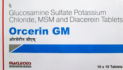 Orcerin GM Tablet in Hindi – Uses, Price, Composition – ओंसरिन