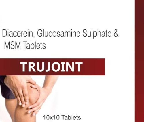Diacerein and Glucosamine