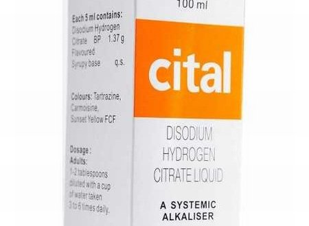 Cital Syrup