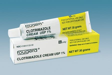 Clotrimazole Cream USP 1% – Uses, Price, Dose, Side-effects