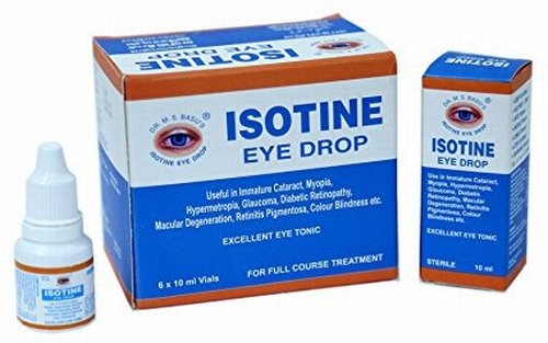 Isotine Plus Eye Drop