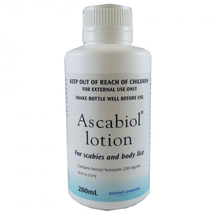Ascabiol Lotion – Uses, Price, Reviews in Hindi