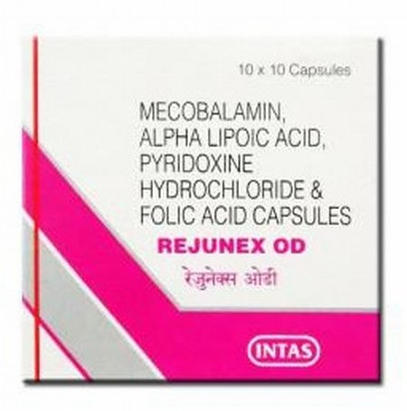 Rejunex OD Capsule in Hindi